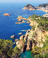 Costa Brava Provence walking photo